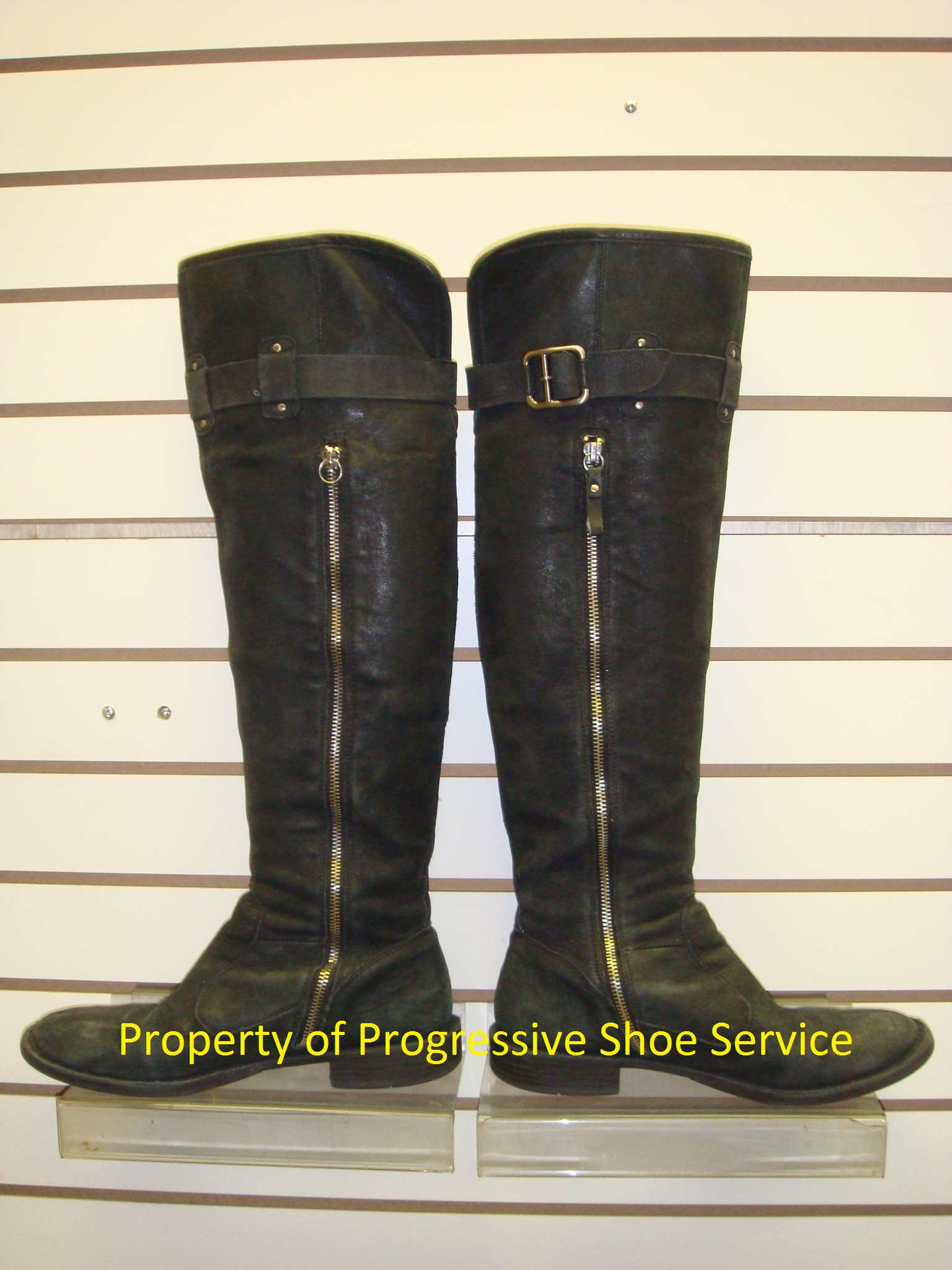 Boot Zipper Repair 2 Progressive Shoe Service